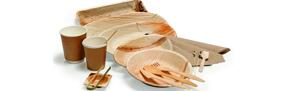 Bio Holz Besteck - Spieße