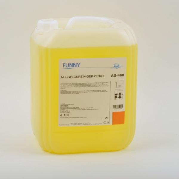 Allzweckreiniger - Universalreiniger Citrus Proval blau - 10 Liter