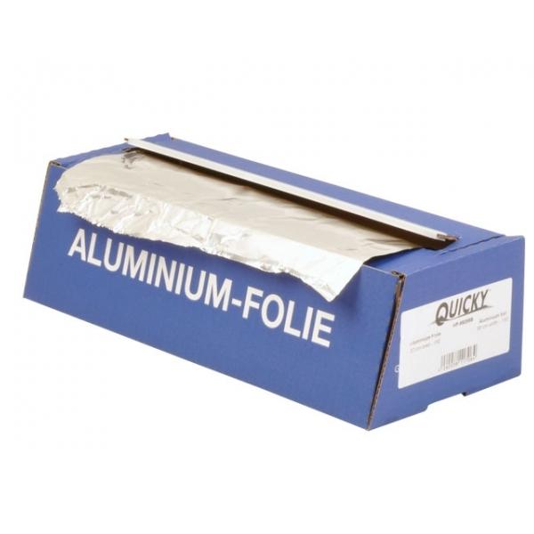 Alufolie in der Cutterbox 29cm x 120 lfm - 1 Box