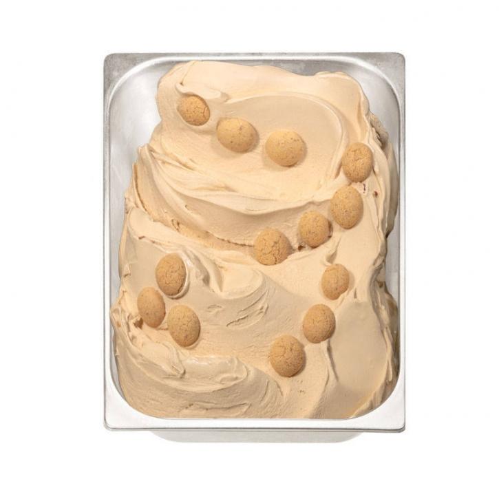 Pregel Amaretto Eis Paste - 6 Kg