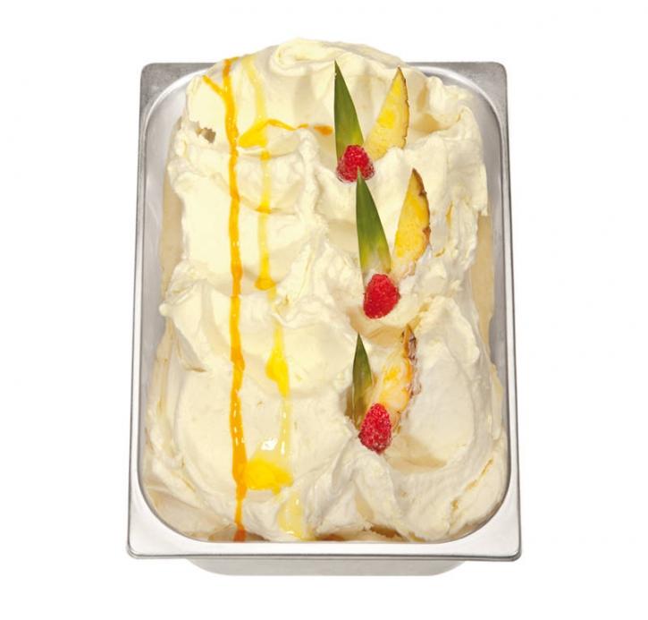 (14,66 €/Kg) Pregel Süsse Zubereitung mit Ananas Geschmack - 3 Kg