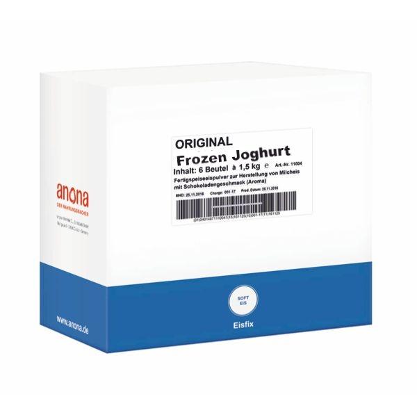Anona Frozen Joghurt 6 x 1,5 Kg