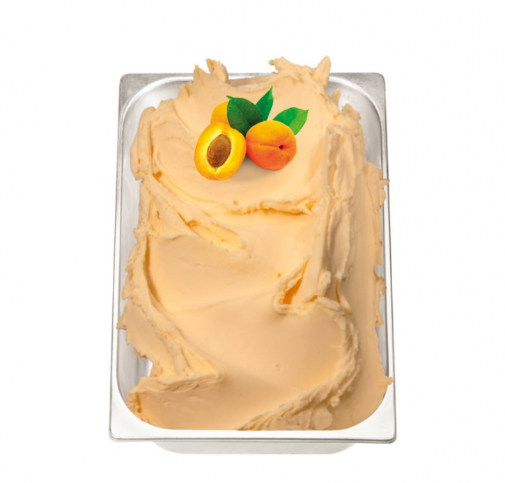 (14,66 €/Kg) Pregel Fruchtpaste Aprikose - 3 Kg
