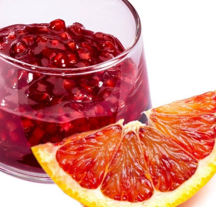 Pregel Arabeschi Blutorange mit Stückchen - 3 Kg
