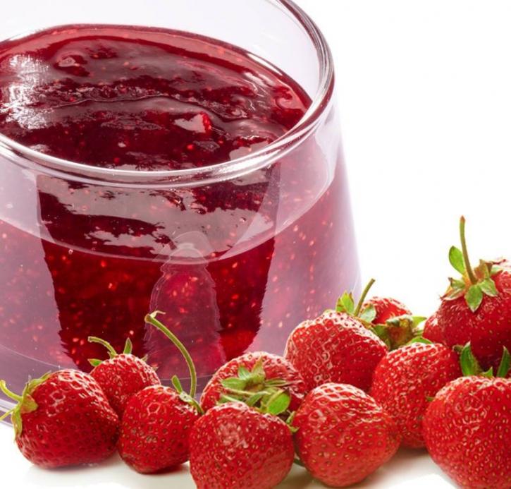 Pregel Arabeschi Erdbeer Sauce - 1 Kg