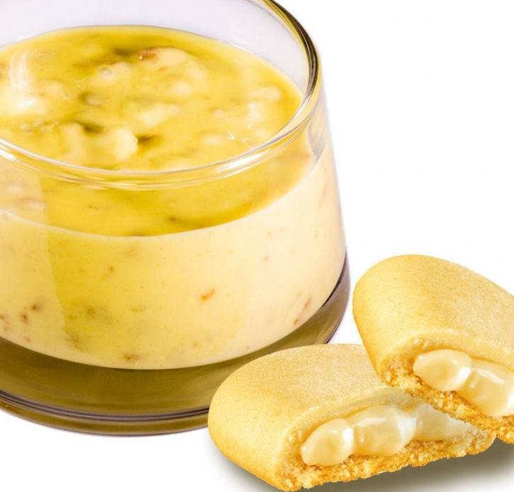 Pregel Arabeschi Grisbi Zitronenkeks - 2,5 Kg