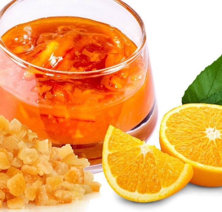 Pregel Arabeschi Orange - Tuttarancia N - 3 Kg