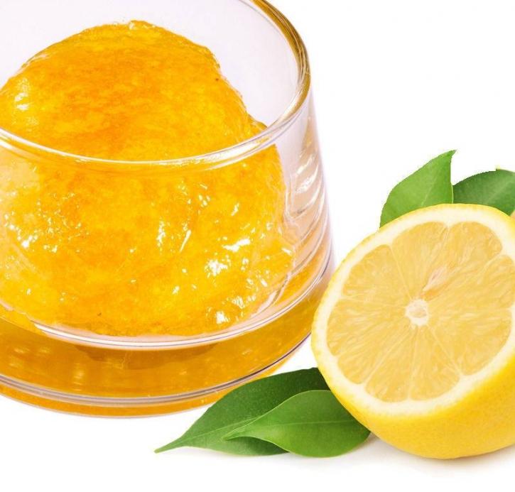 Pregel Arabeschi Zitrone / Limone - 1 Kg