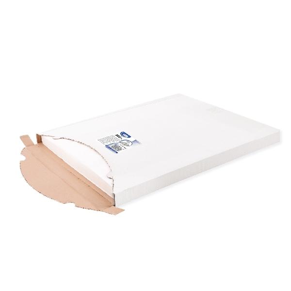 Backpapier - Zuschnitte weiß - 570 x 780 mm - 500 Stück