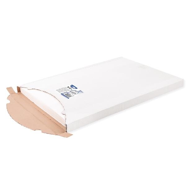 Backpapier - Zuschnitte weiß - 570 x 980 mm - 500 Stück