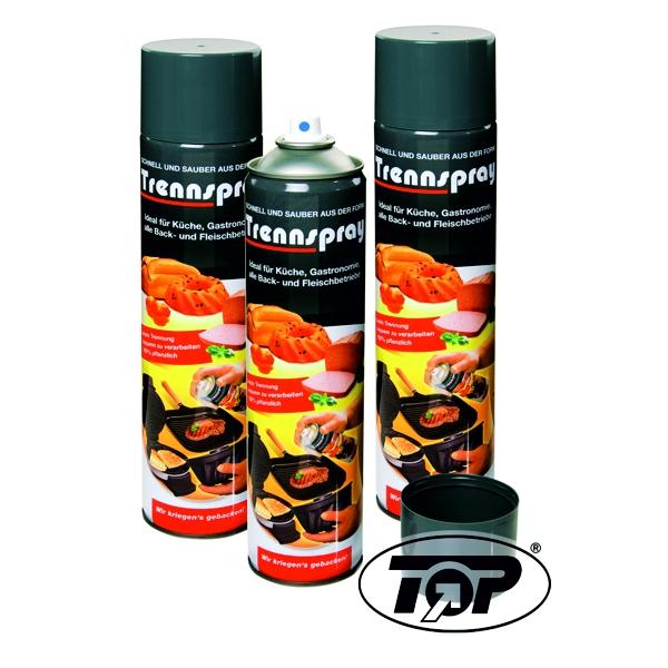 (7,92 € / L) Backtrennspray Boyens, Trennspray, Trennmittel zum Backen und Kochen - 600ml