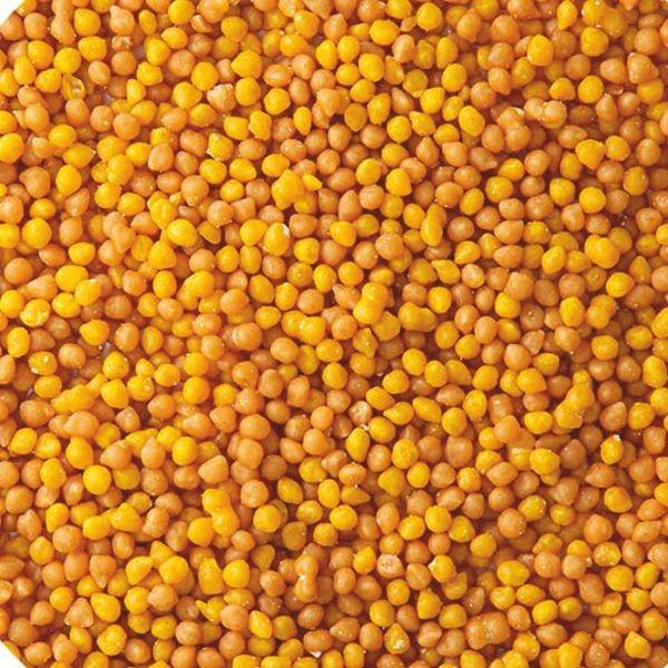 Bananen - Sahne - Toffe Perlen - Streudekor - 1 Kg