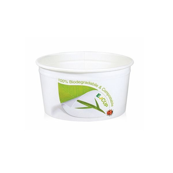 Bio E-Cup Pappeisbecher 10MGFB - 160ml - 200 Stück