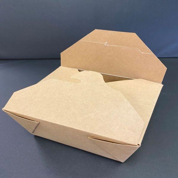 Bio Take Away - Außer Haus Box 750ml - 50 Stück