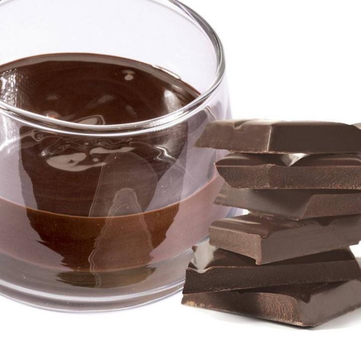 Pregel Arabeschi Bitterschokolade - 0,9 Kg