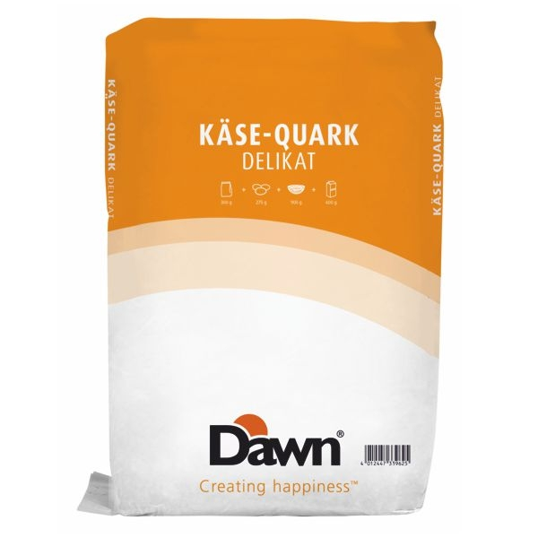 (4,67 € / Kg) Dawn Käse - Quark Delikat - 15 Kg