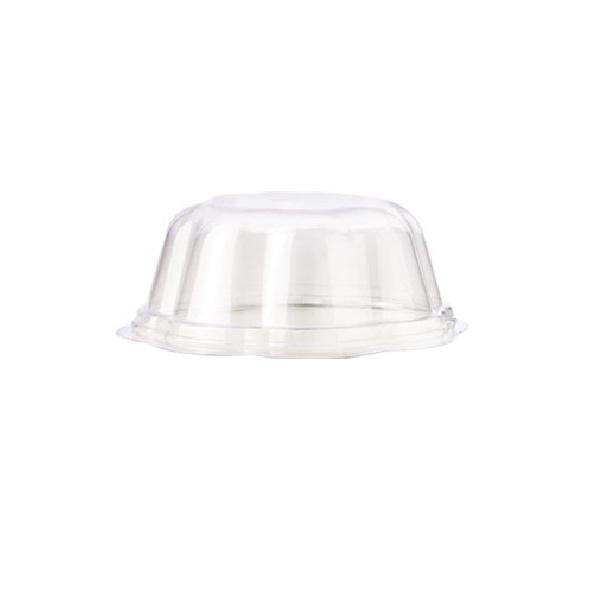 Deckel für O2 PLA Eisbecher - 100ml - 50 Stück