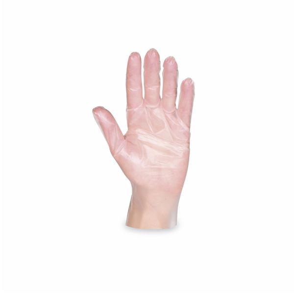 Einweg - Handschuhe TPE - Größe M - 200 Stück