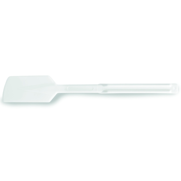 Eis Spatel - Spachtel - PP - weiß - 34cm