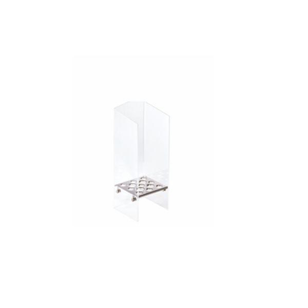 Stöckel Eishörchensilo Plexiglas Klar - Modell 509A