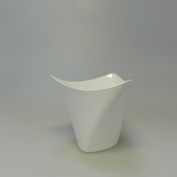 Fingerfood Schalen Dorico weiß - 120 ml - 50 Stück