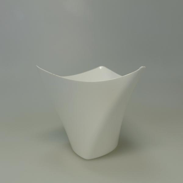 """Fingerfood Schalen """"Dorico"""" weiß - 200 ml - 50 Stück"""