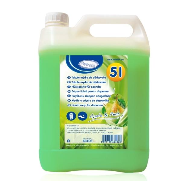 Flüssigseife Handseife Seife - Apfel Birne - 5 Liter