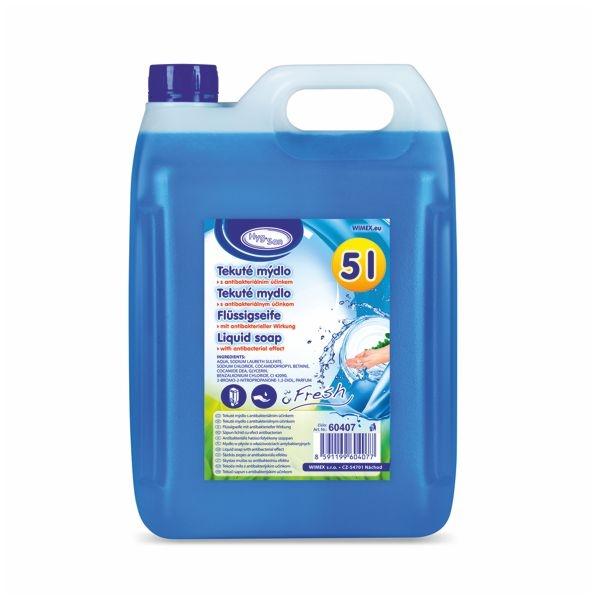 Flüssigseife Handseife Seife - Antibakteriell - 5 Liter
