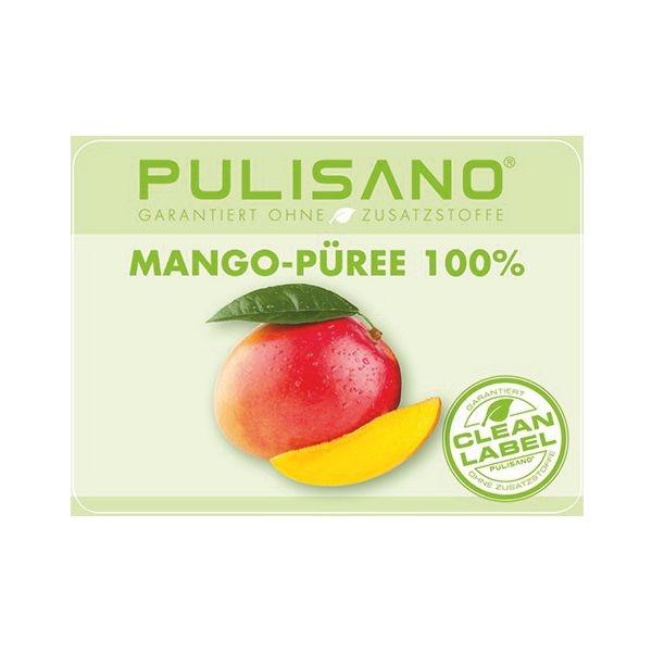 (3,54 € / Kg) Indisches Mango Püree Alphonso - 3,1 Kg