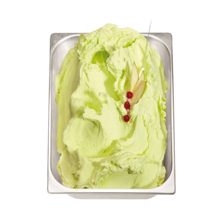 Pregel Fruchtzubereitung Grüner Apfel - 3 Kg
