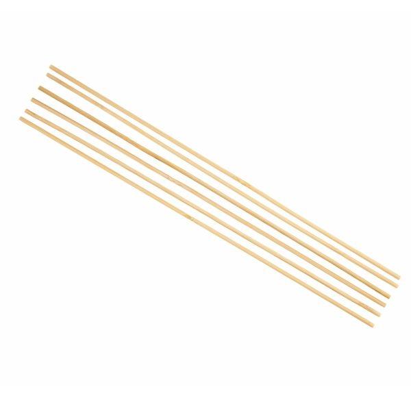 Bambus Schaschlik - Spieß - 4mm x 40cm - 100 Stück