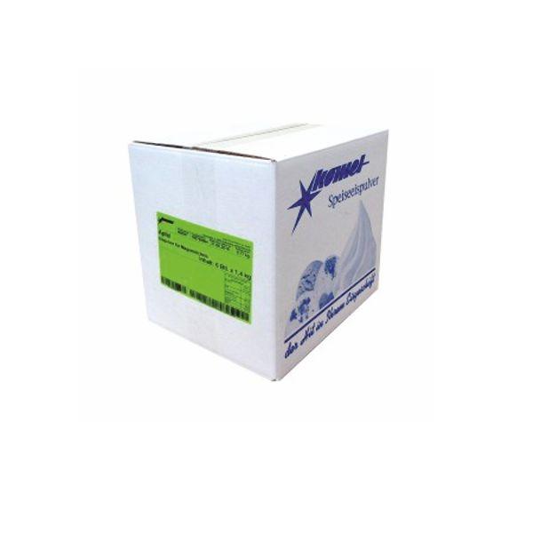 Komet Softeispulver Limette - 6 x 1,4 Kg