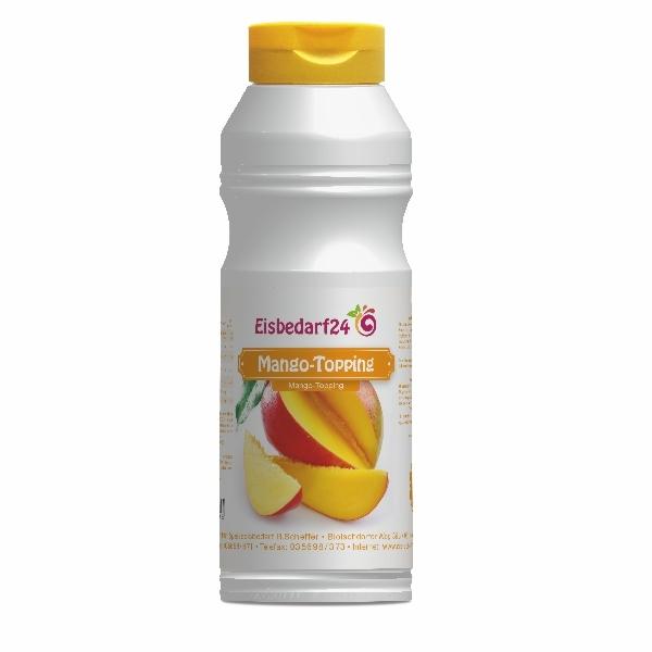 (5,95 €/Kg) Mango Sauce - Topping HM - 1 Kg