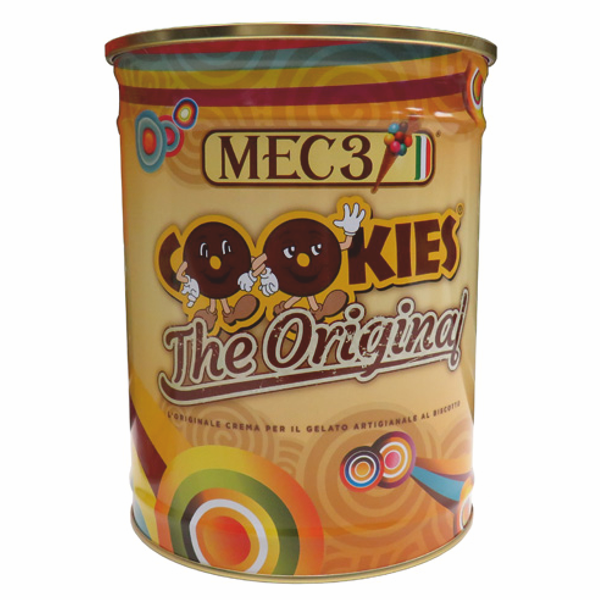 MEC3 - Paste Biscottino - 4,5 Kg