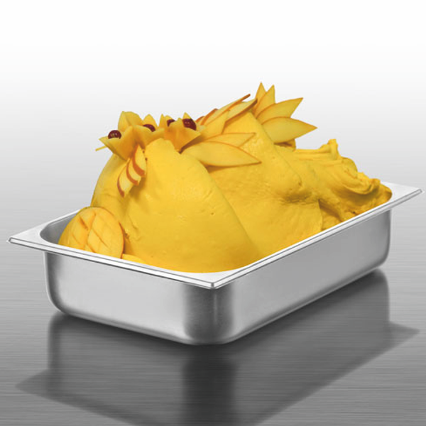 MEC3 Fruchtpaste Mango - 3 Kg