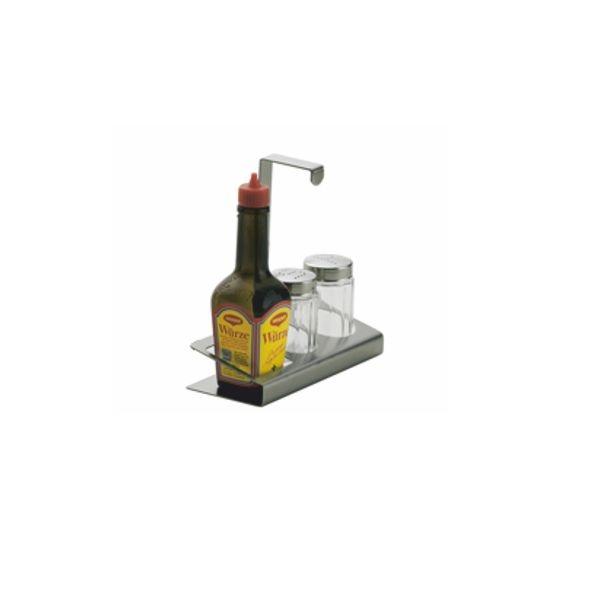 Stöckel Menage Pfeffer, Salz und Maggi - Modell 405