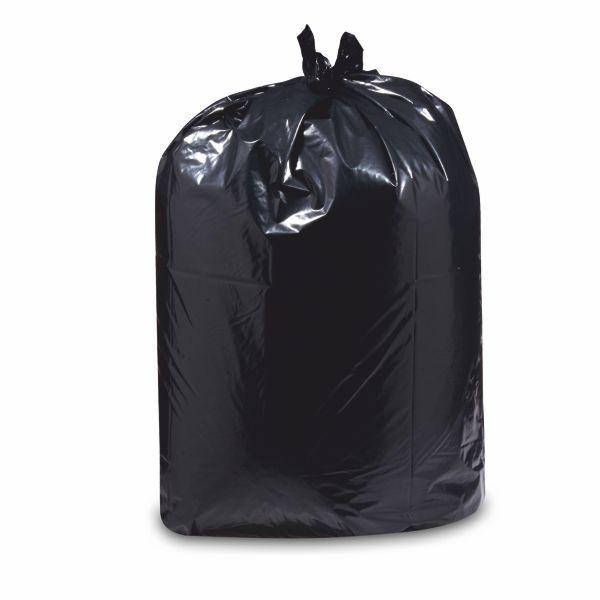 Müllbeutel Müllsäcke Abfallsäcke - Typ 80 - schwarz 240 Liter - 10 Stück