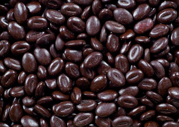 Schokoladen Mokkabohnen - Bitterschokolade - 1 Kg