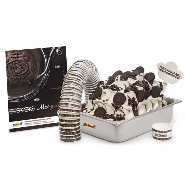 Nutman Kit Bisconero - Oreo Keks - 11 Kg