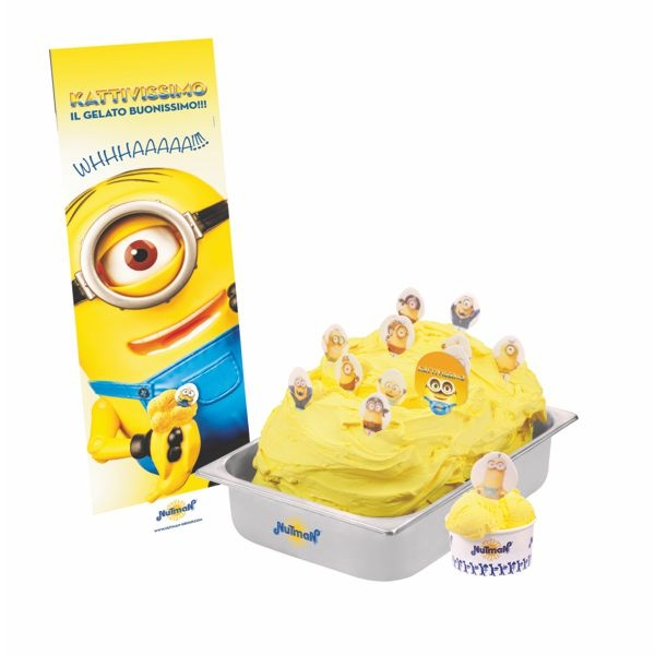 Nutman Kit Kattivissimo Minions - 10 Kg