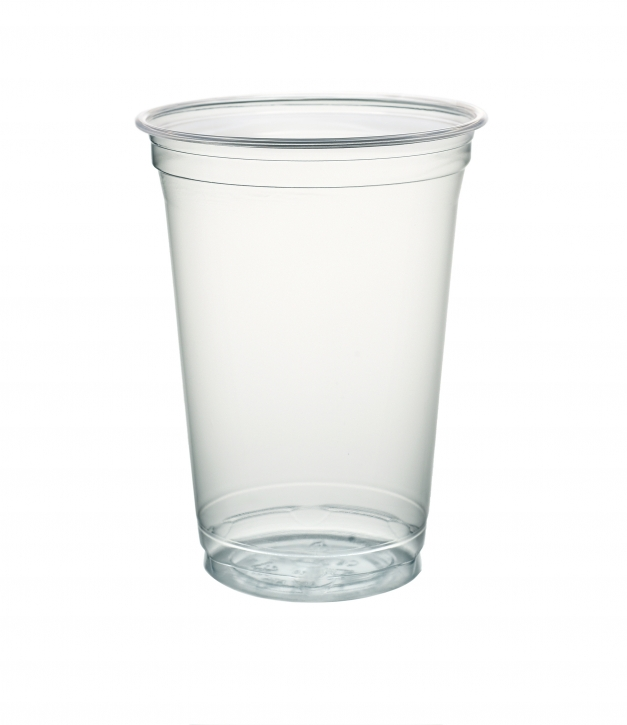 Clear Cup PET - Smoothie Cup - 95mm - 400/550ml - 800 Stück