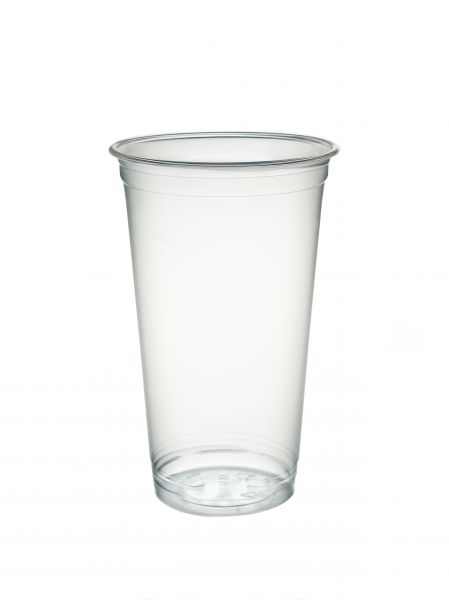 Clear Cup PET - Smoothie Cup - 95mm - 500/650ml - 50 Stück