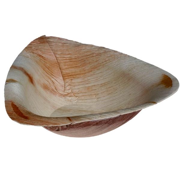 Palmblatt Schüssel Trigon - 21,1 x 20,2cm - 600ml