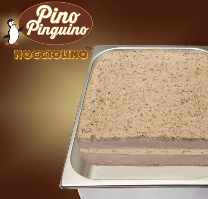 (15,66 €/Kg) Pregel Arabeschi Pino Pinguino Haselnuss - 3 Kg