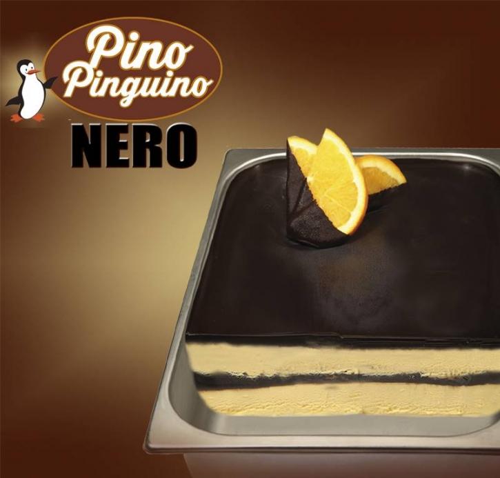 (13,33 €/Kg) Pregel Arabeschi Pino Pinguino Nero - 3 Kg