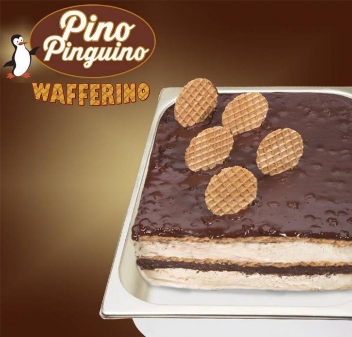 (12,79 €/Kg) Pregel Arabeschi Pino Pinguino Wafferino - 2,5 Kg