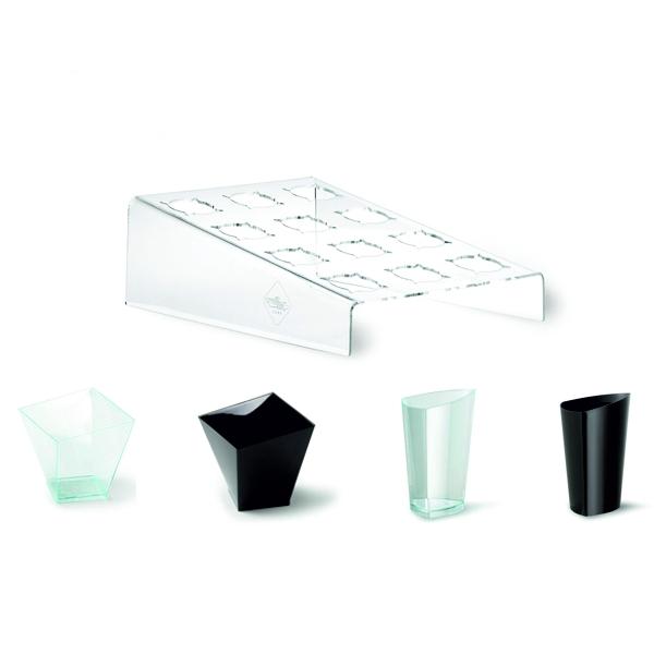 Fingerfood Display - Präsentations Display