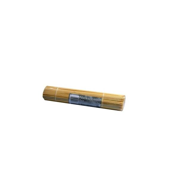 Bambus Schaschlikstäbe - Spieß - 2,5mm x 20cm - 200 Stück