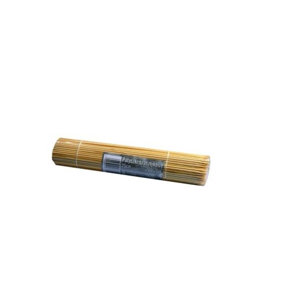 Bambus Schaschlikstäbe - Spieß  - 2,5mm x 25cm - 200 Stück