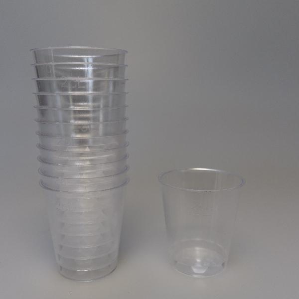 Schnapsgläser - Schnapsglas - PS - 2cl - 2700 Stück